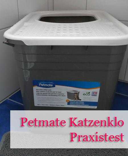 Petmate-Katzenklo