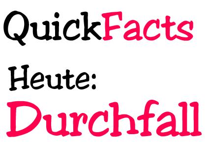 QuickFacts Durchfall