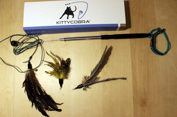 Kittycobra Bestandteile