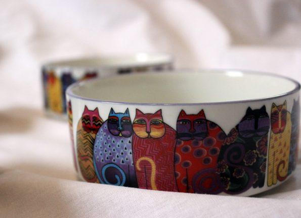 Keramiknapf Katze Happy Felis