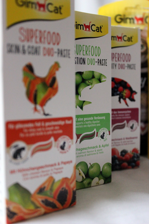 GimCat Superfood DuoPaste
