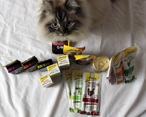 GimCat Superfoods für die Katze