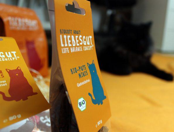 Liebesgut Leckerlies für Katzen