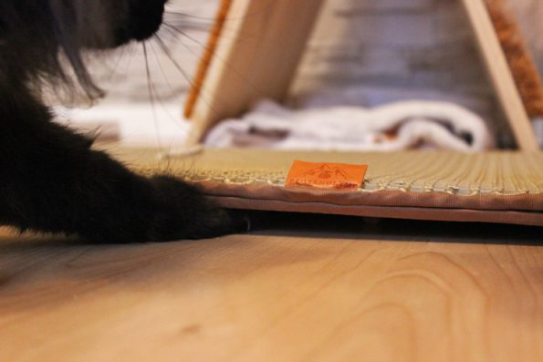 Katzenklomatte von Pfotenolymp