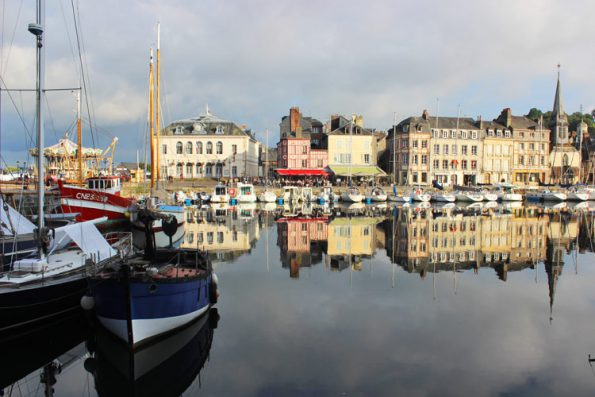 Honfleur in France