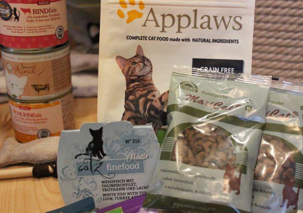 Fensterkatzen Tauschpaket Blogkatzen Applaws