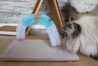 Massagebogen für Katzen - DIY aus hundkatzemaus