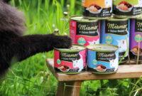 Katzenfutter ohne Getreide oder mit? 5 Katzenfutter-Mythen - Mit Miamor Feine Beute