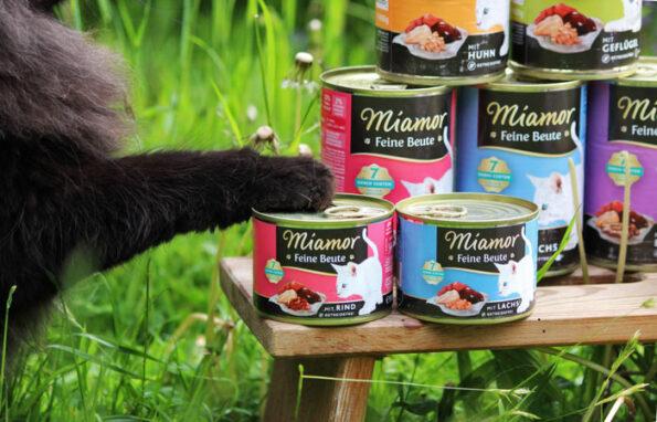 Katzenfutter ohne Getreide- Miamor Feine Beute