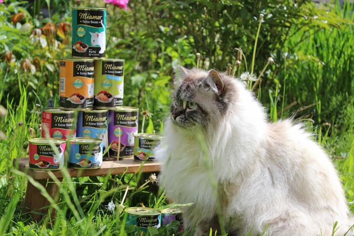 Katzenfutter ohne Getreide Miamor Feine Beute